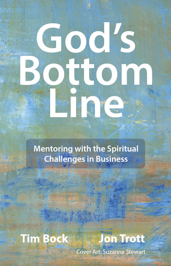 God's Bottom Line front book cover