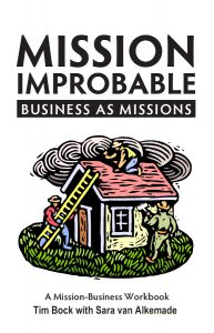 Mission Improbable front book cover